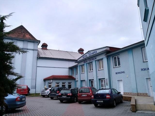 Garni Hotel Olympia