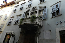 Palazzo Todeschi-Micheli, Rovereto, Italy