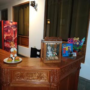 Restaurante Hurka, (Hotel Arcoiris) 2