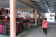 Dan Singkhon Orchid Central Market, Prachuap Khiri Khan, Thailand