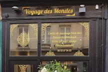 Voyage des Mondes, Honfleur, France