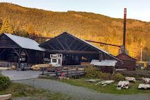McLean Mill Historic Park, Port Alberni, Canada