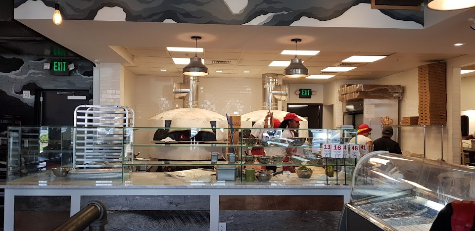 Inizio Pizza Napoletana Dilworth