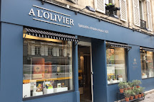 A l'Olivier, Paris, France