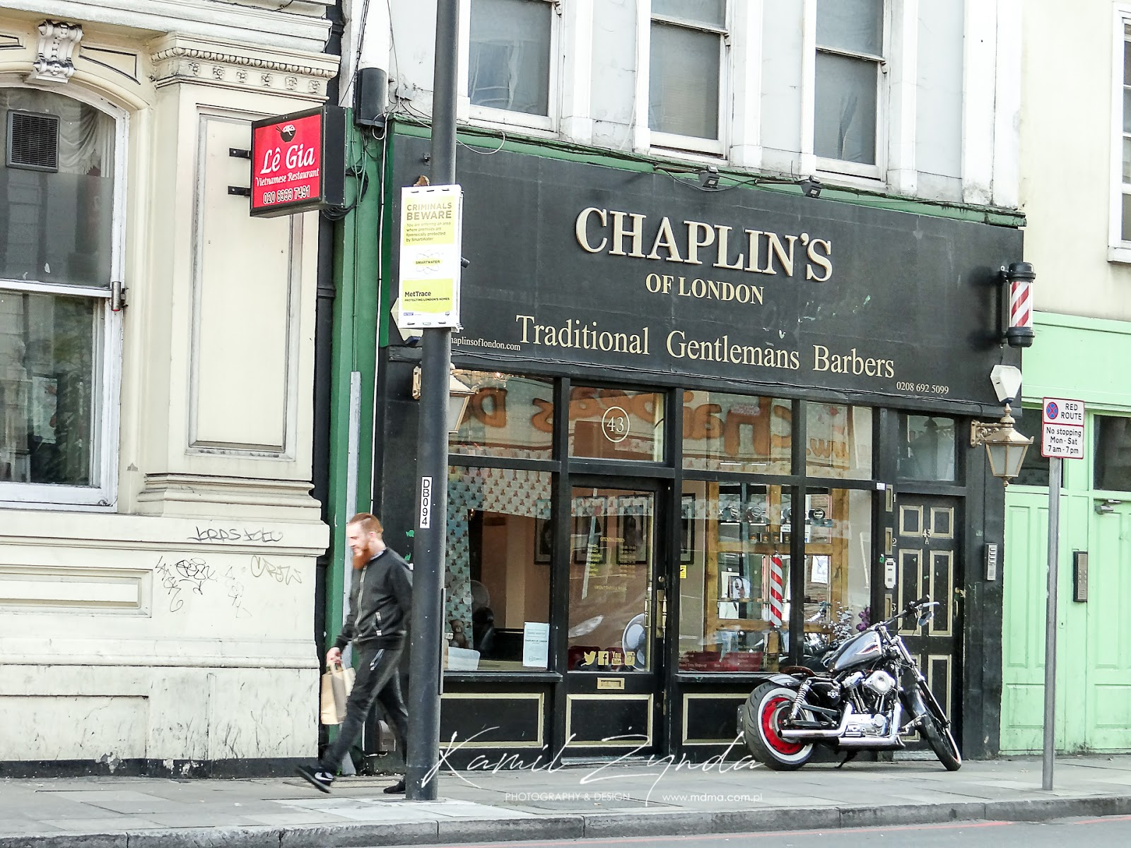 Chaplin's Of London  image