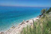 Avali Beach, Kalamitsi, Greece