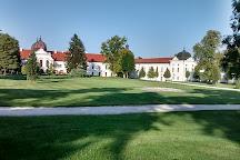 Royal Palace of Godollo, Godollo, Hungary