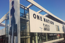 One Nation Paris, Les Clayes-sous-Bois, France