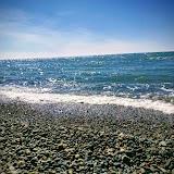 Пляж Коралл в Адлере
