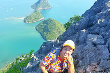 Lom Muak Mountain, Prachuap Khiri Khan, Thailand