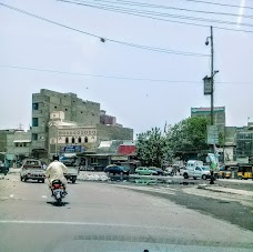 Future Mor Bus Stop karachi