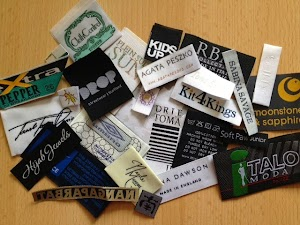 Woven-Printed-Garment-Labels UK Supplier