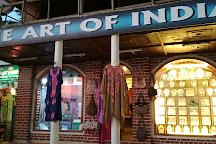 The Art of India, Varkala Town, India