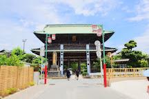Hokekyoji Temple, Ichikawa, Japan