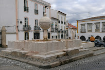 Portas de Moura Fountain, Evora, Portugal