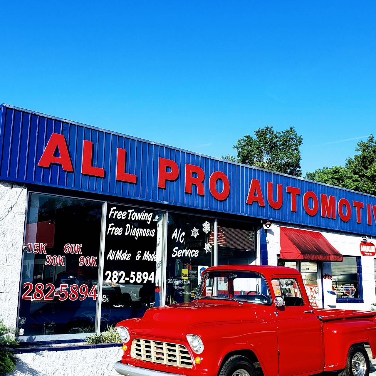 All Pro Automotive of Middlburg - Auto Repair Shop in ...
