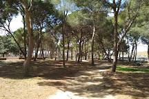El Parc del Pinaret, Cambrils, Spain