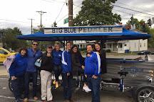 Big Blue Pedaler, Lexington, United States
