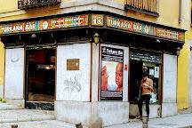 Turkana Bar, Madrid, Spain