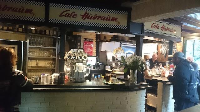 Cafe Hubraum