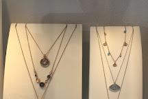 Aquamarine Jewelry, Oia, Greece