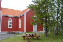 Elverhoy Kirke, Tromso, Norway