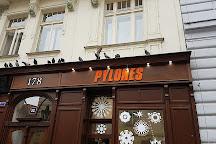 Pylones, Prague, Czech Republic