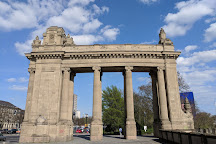 Charlottenburg Gate, Berlin, Germany