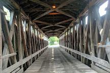 Fallasburg Covered Bridge, Lowell, United States
