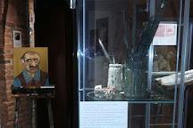 Museo Ligabue, Gualtieri, Italy