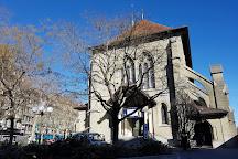 Church of St. Francis, Lausanne, Switzerland