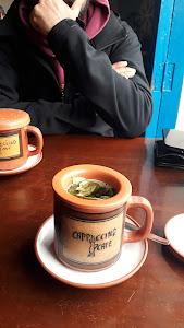 Cappuccino Cusco Cafe 8
