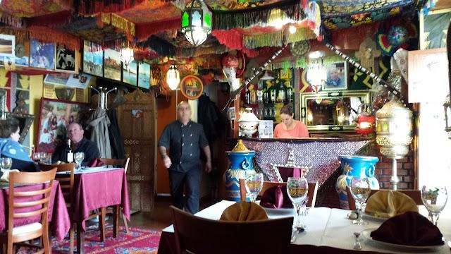 Restaurant Marocain L'Oudaya