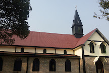 Church of the Epiphany, Mawlynnong, India