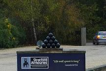 Stratford Armouries, Stratford-upon-Avon, United Kingdom