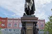 Schinkel Denkmal, Berlin, Germany