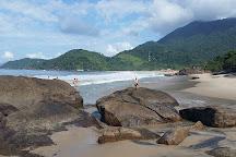 Prumirim Beach, Ubatuba, Brazil