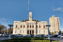 Plaza General José de San Martín, Azul, Argentina