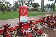 Roberto Mario Santini Municipal Park, Santos, Brazil
