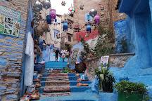 Place Outa el Hammam & Kasbah, Chefchaouen, Morocco