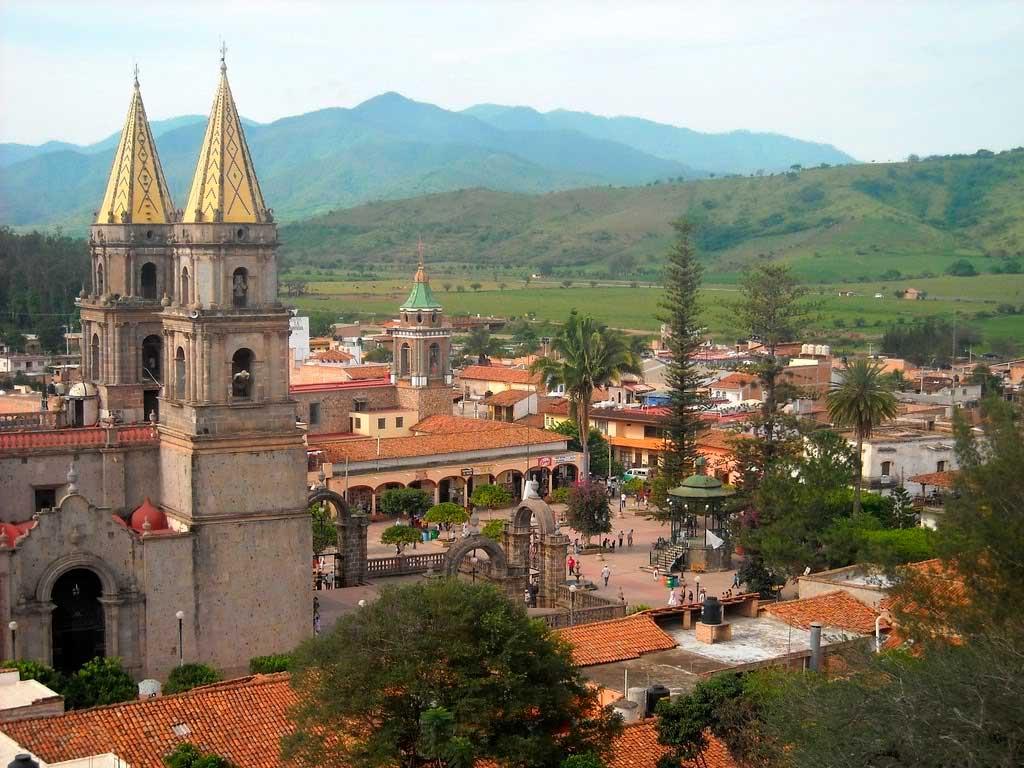 Climate: Talpa de Allende