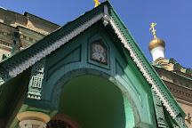 Church Of St. Alexius Metropolitan Of Moscow, Samarkand, Uzbekistan