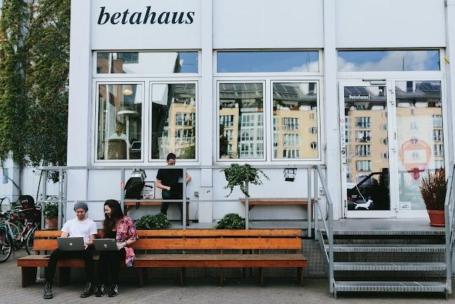 Betahaus Café
