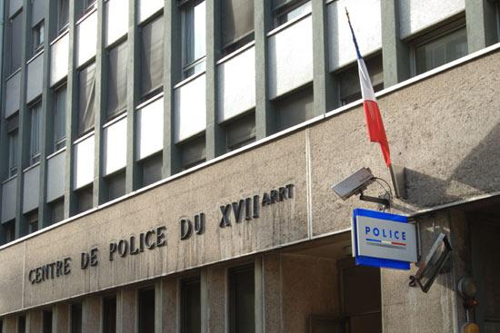 Commissariat Central du 17ème arrondissement