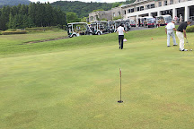 Izu Heights Golf Club, Izu, Japan