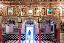 Sri Shantinath Bhagwan Mandir, Churu, India