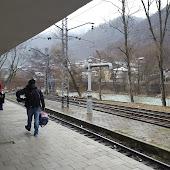 Железнодорожная станция  Borjomi