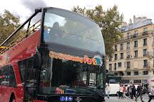 City Sightseeing Paris, Paris, France