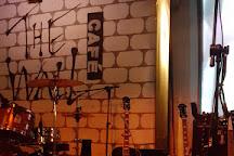The Wall Cafe, Sao Paulo, Brazil