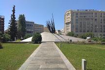 Icarus Monument of Fallen Aviators, Athens, Greece